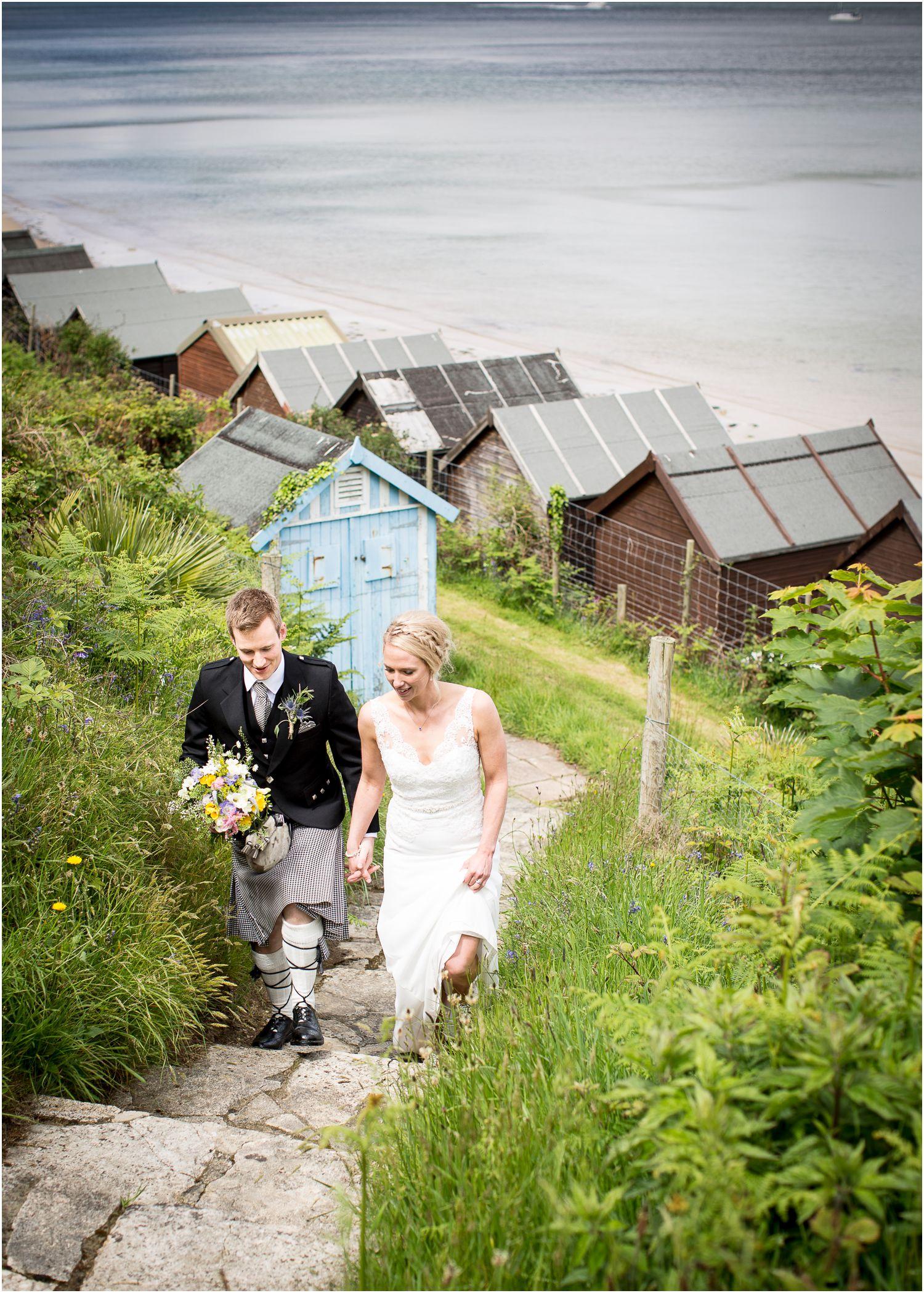 bride and groom portraits in harry warren house