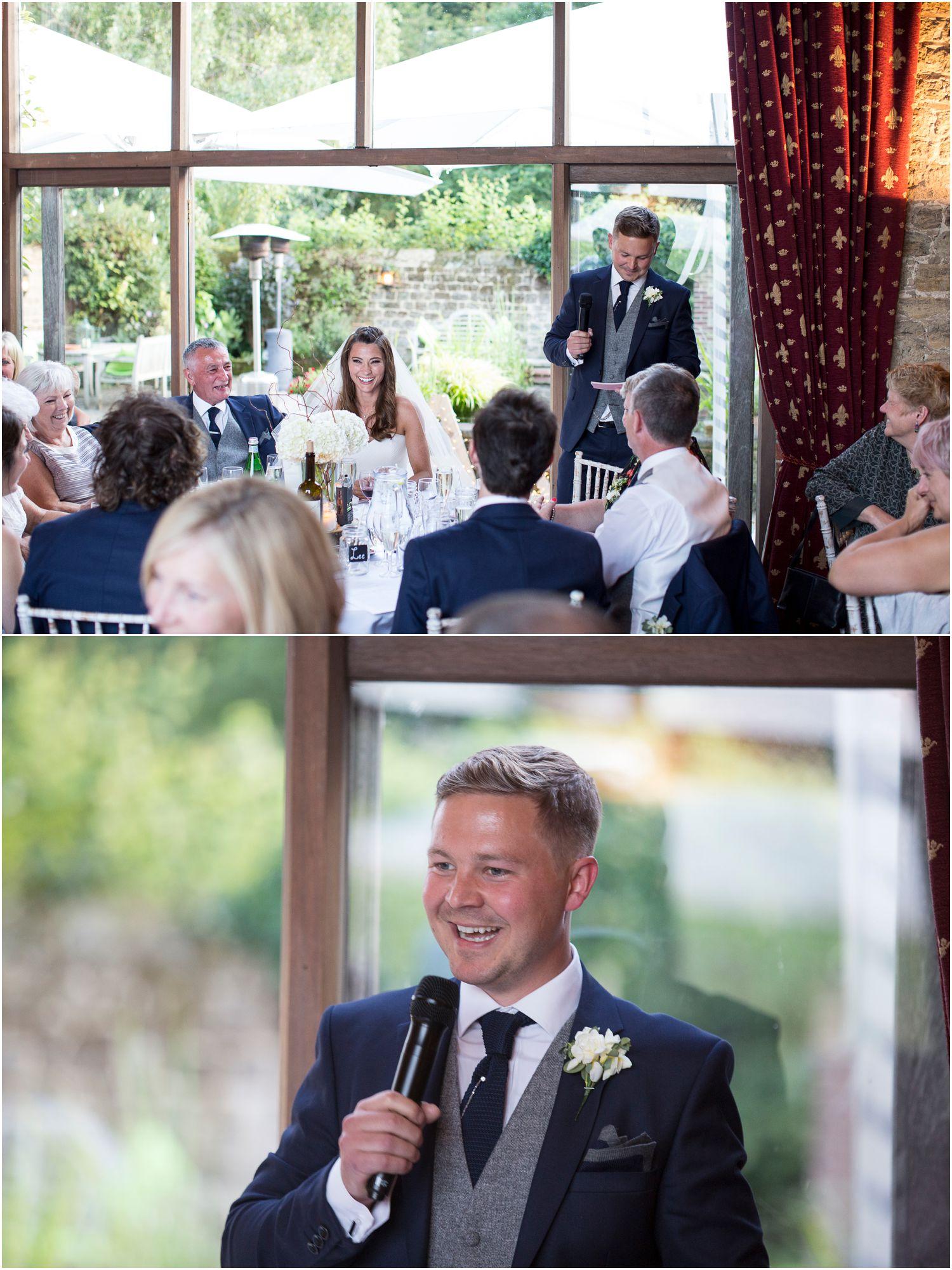 wedding speeches at bartholomew barn