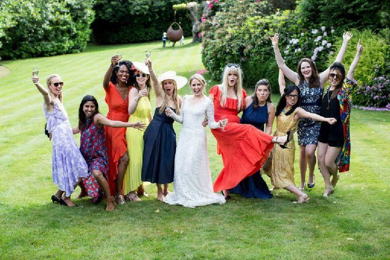 hackney documentary wedding photography
