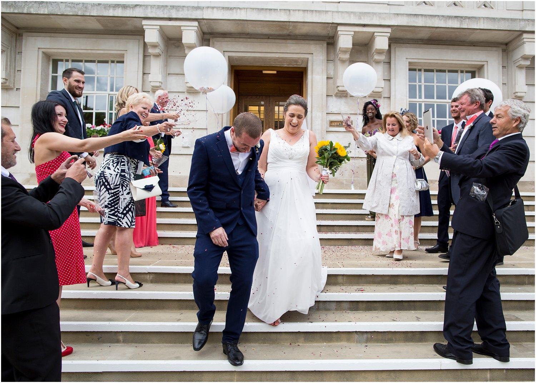 hackney documentary wedding photographer