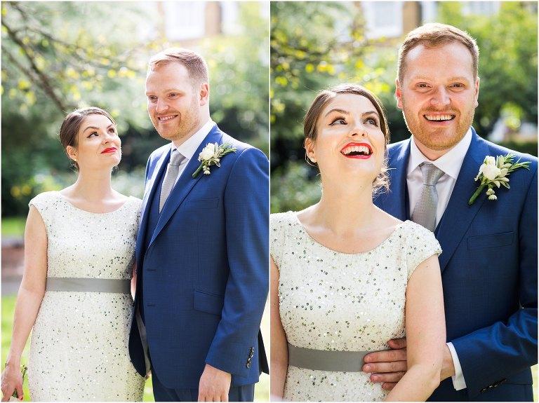 drapers arms islington wedding photographer