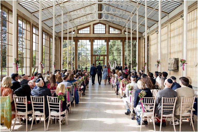 kew garden nash conservatory wedding photographer