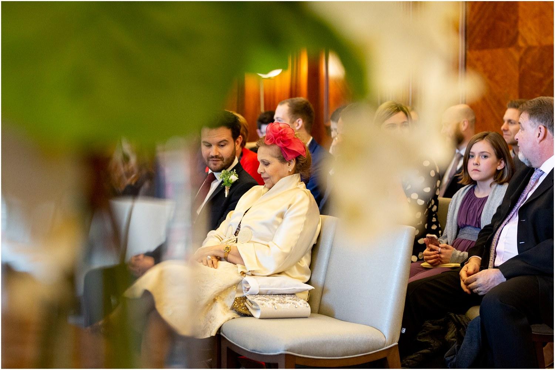 Wedding Photographer Marylebone Town Hall