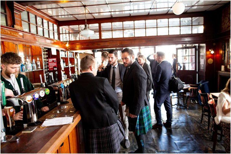 stoke newington londesborough pub wedding