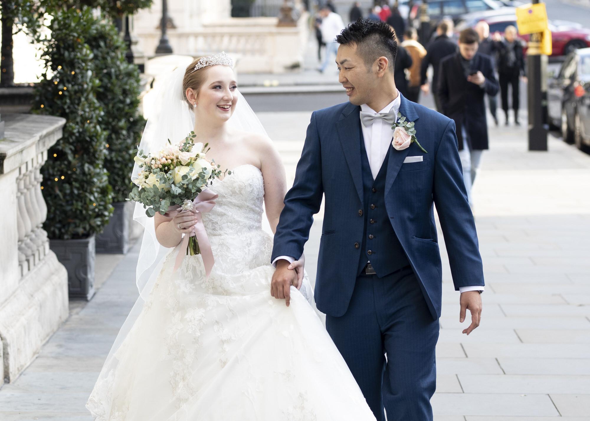 sofitel hotel london st.james wedding photographer