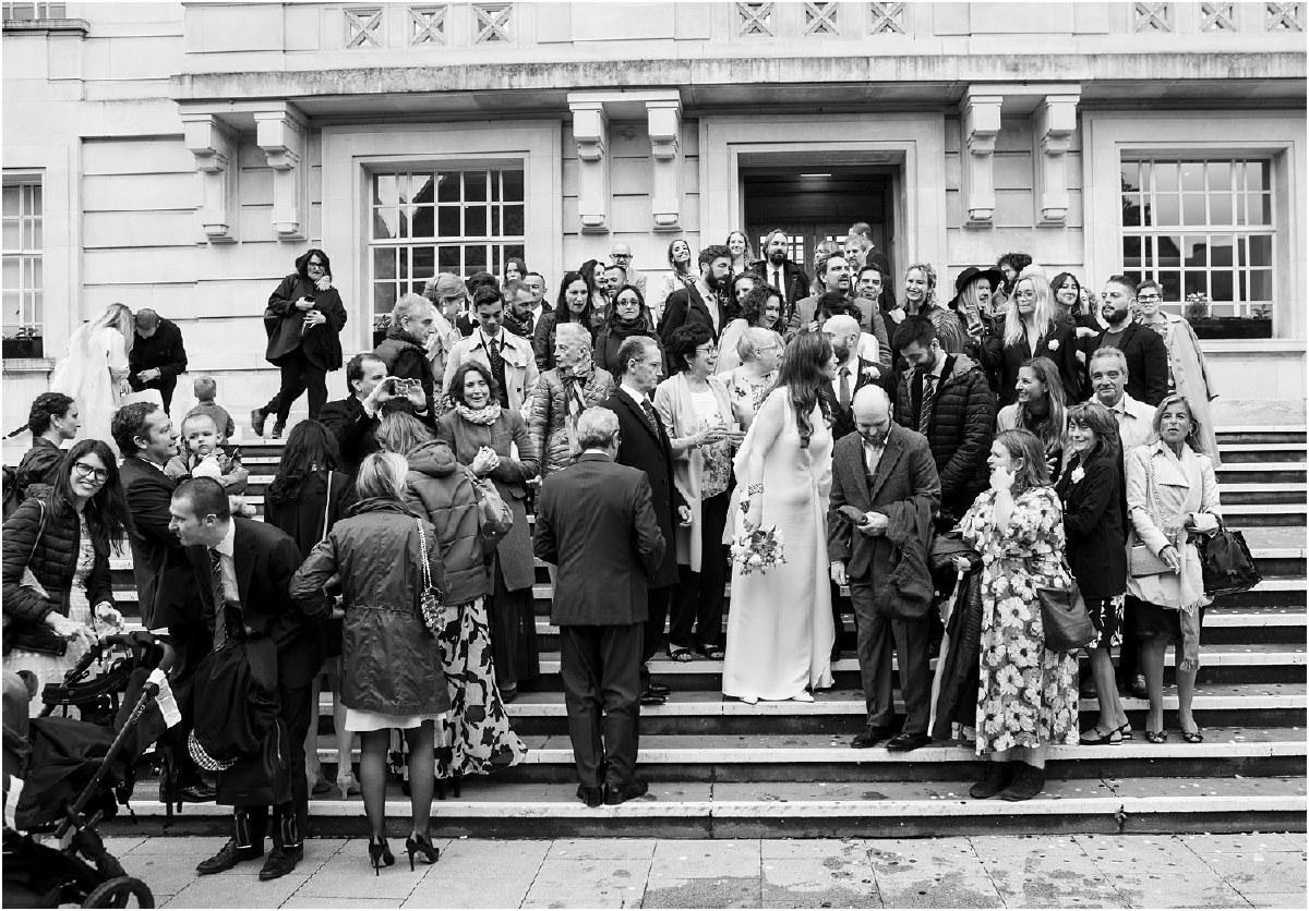 hackney town hall wedding reception