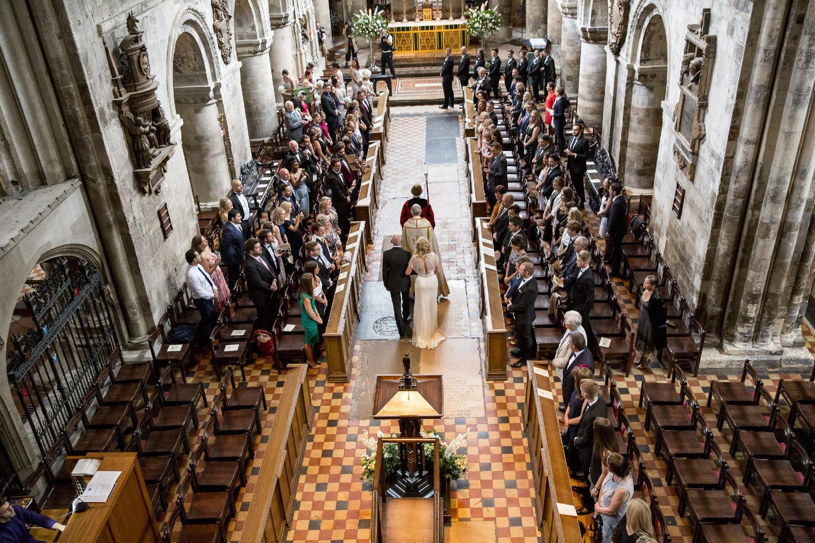 st.bartholomews church wedding