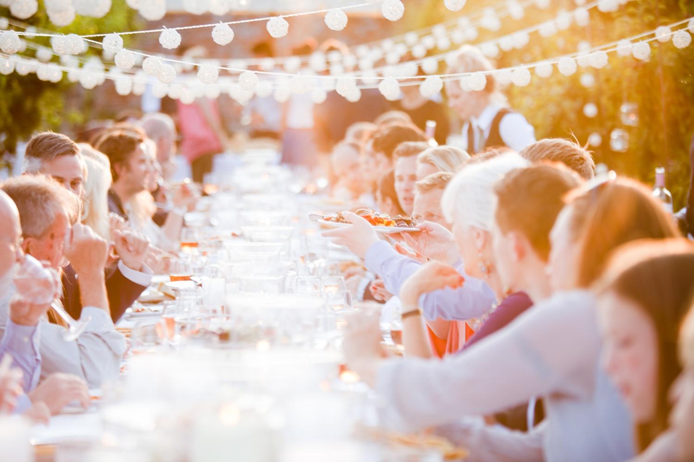 Babington House Wedding