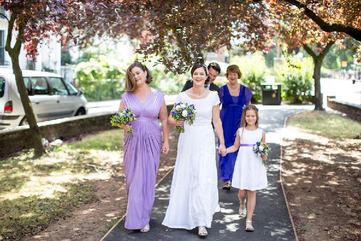 The Old Church Stoke Newington Wedding