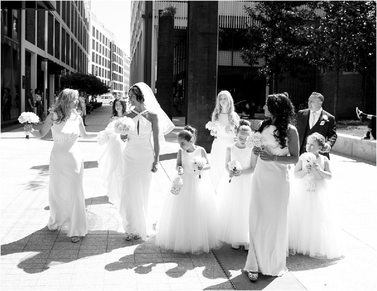 Andaz Hotel- wedding photographer