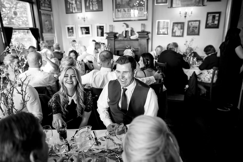 Peasant Pub Wedding