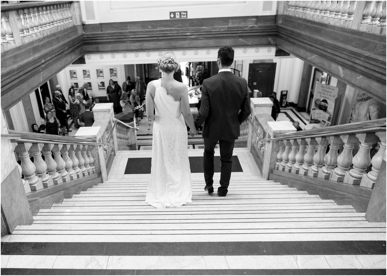 Weddings Islington Town Hall