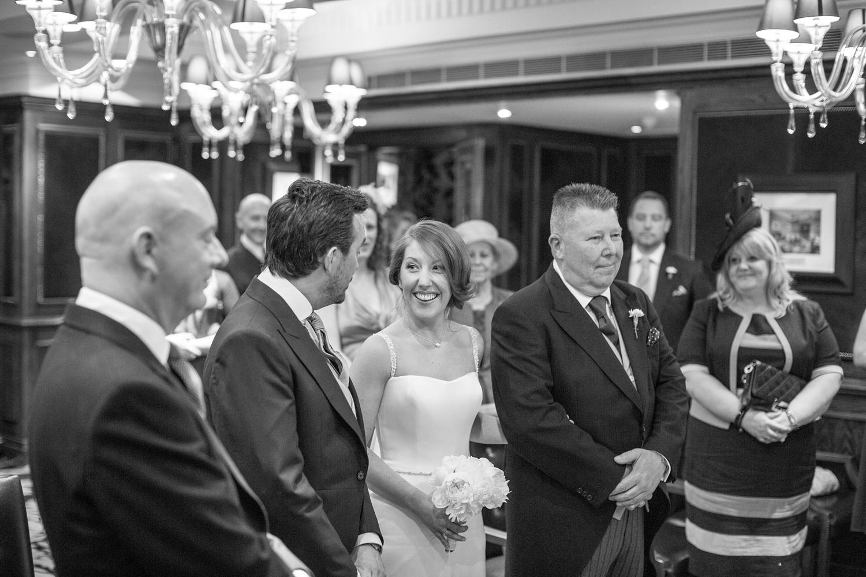 The goring hotel wedding