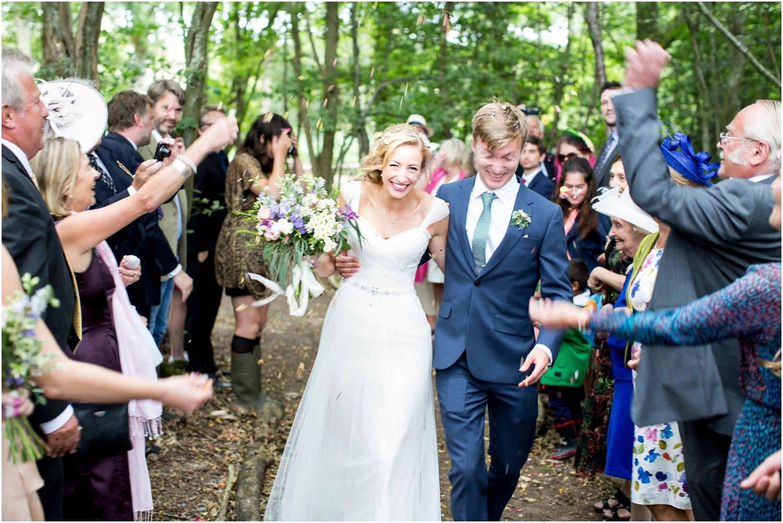Hawthbush Farm wedding