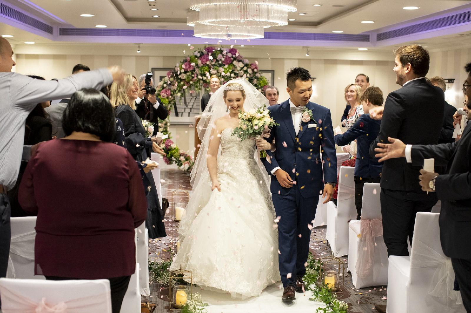 Sofitel Hotel London Wedding