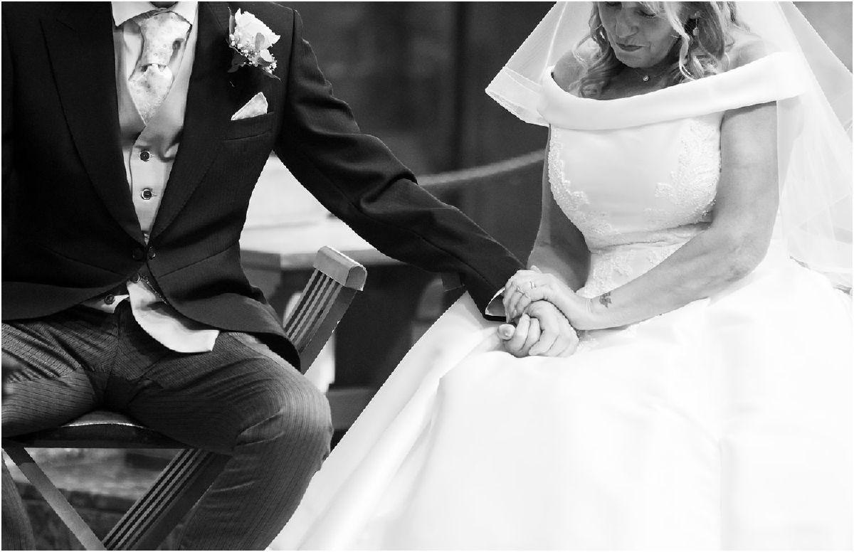 London socially distanced wedding 2020