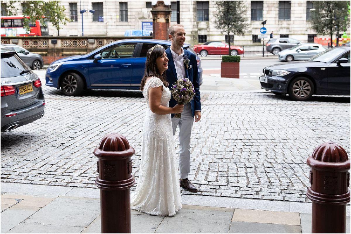St.Pancras Hotel Wedding