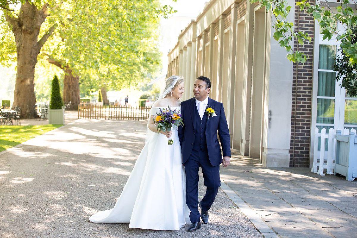 Weddings at The Palm Court Hurlingham Club