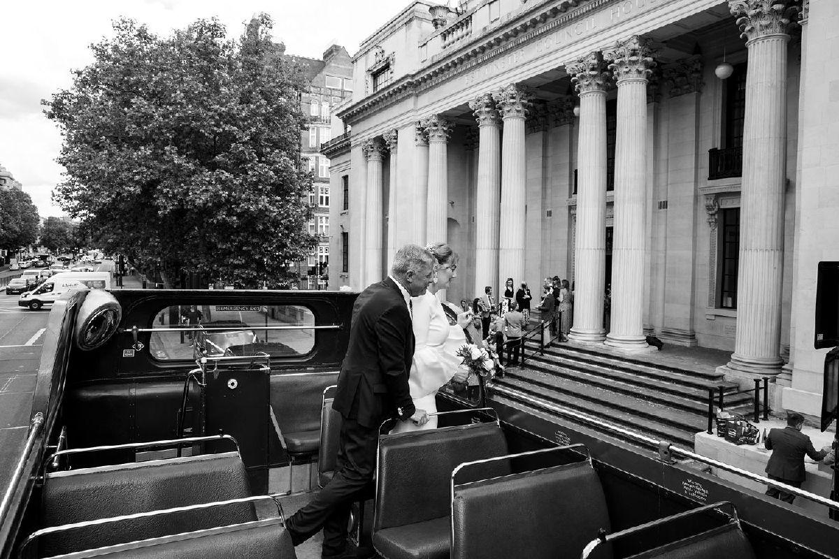London Town Hall Wedding